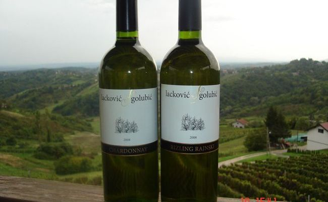 Lacković-Golubić Vineyards and Winery
